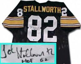 John Stallworth Signed Jersey