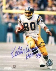 Kellen Winslow Signed Photo
