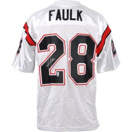 Marshall Faulk Signed Jersey
