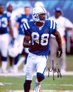 Marvin Harrison Signed Photo