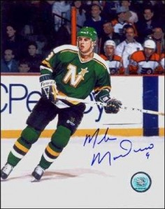 Mike Modano Signed Photo
