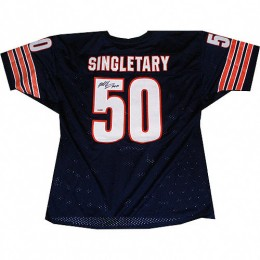 Mike Singletary Cards, Rookie Cards and Autographed Memorabilia Guide 25