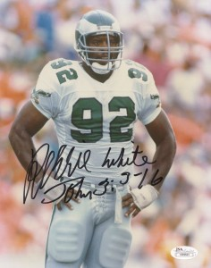 Reggie White Cards, Rookie Cards and Autographed Memorabilia 25