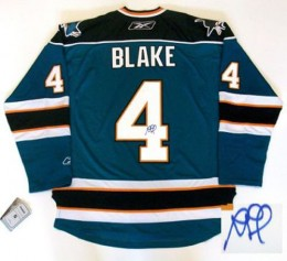 Rob Blake Cards, Rookie Cards and Autographed Memorabilia Guide 22