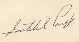 Satchel Paige Signature Example