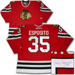 Tony Esposito Cards, Rookie Card and Autographed Memorabilia Guide 22