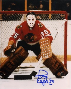 Tony Esposito Cards, Rookie Card and Autographed Memorabilia Guide 24
