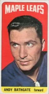 1964-65 Topps Andy Bathgate