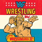1987 Topps WWF Trading Cards