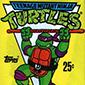 A Brief History of Teenage Mutant Ninja Turtles Trading Cards