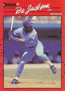Donruss Baseball Card Designs Through the Years 17
