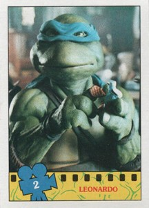 A Brief History of Teenage Mutant Ninja Turtles Trading Cards 5