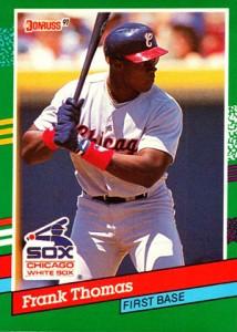 Donruss Baseball Card Designs Through the Years 6