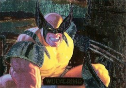 1994 Fleer Marvel Masterpieces Trading Cards 25