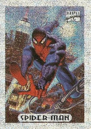 1994 Fleer Marvel Masterpieces Trading Cards 6