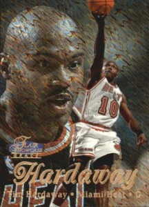 1997-98 Flair Showcase Tim Hardaway #45
