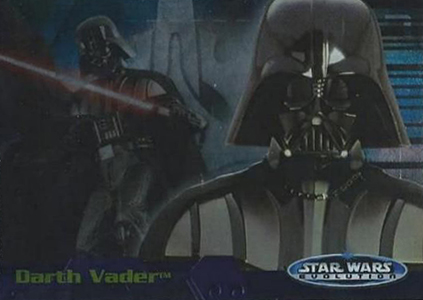 2001 Topps Star Wars Evolution Trading Cards 19