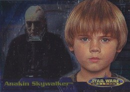 2001 Topps Star Wars Evolution Trading Cards 20