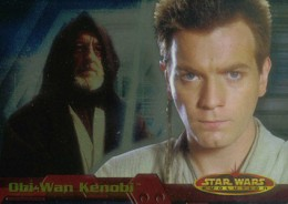 2001 Topps Star Wars Evolution Trading Cards 23