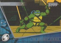 A Brief History of Teenage Mutant Ninja Turtles Trading Cards 13