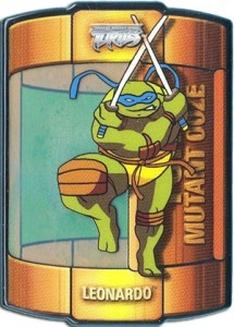 A Brief History of Teenage Mutant Ninja Turtles Trading Cards 11