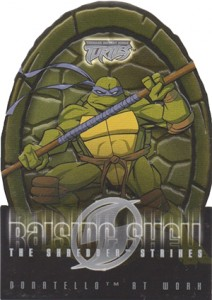 A Brief History of Teenage Mutant Ninja Turtles Trading Cards 14