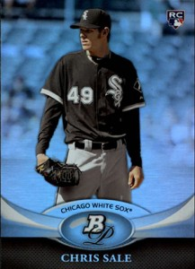 Chris Sale Rookie Cards and Prospect Card Guide 2