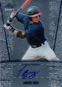 Top Javier Báez Prospect Cards 6