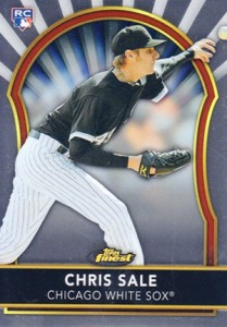 Chris Sale Rookie Cards and Prospect Card Guide 4