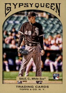 Chris Sale Rookie Cards and Prospect Card Guide 10