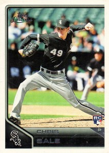 Chris Sale Rookie Cards and Prospect Card Guide 11