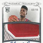 2013-14 Panini National Treasures Basketball Cards
