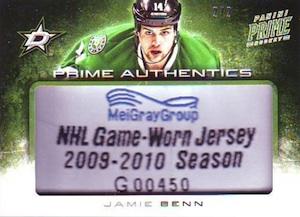 2013-14 Panini Prime Hockey Authentics