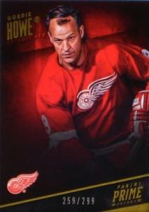 2013-14 Panini Prime Hockey Base Gordie Howe