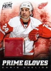 2013-14 Panini Prime Hockey Gloves