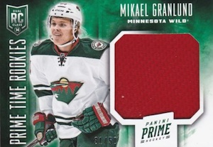 2013-14 Panini Prime Hockey Prime Time Rookies