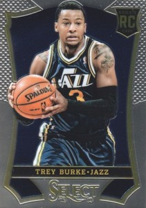 2013-14 Panini Select Trey Burke RC #180