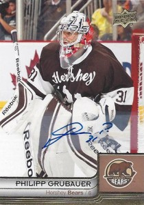 2013-14 Upper Deck AHL Hockey Cards 22