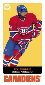 2014-15 O-Pee-Chee Hockey Tall Boy PK Subban