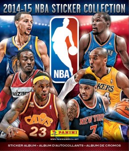 2014-15 Panini NBA Stickers 1