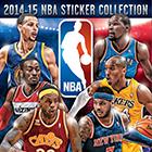 2014-15 Panini NBA Stickers