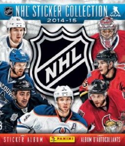2014-15 Panini NHL Stickers 2