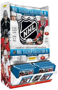 2014-15 Panini NHL Stickers 3
