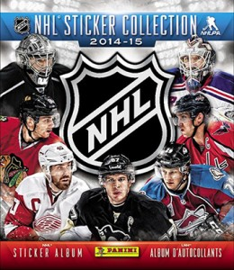 2014-15 Panini NHL Stickers 1