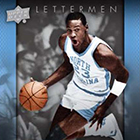 2014-15 Upper Deck Lettermen Basketball Cards