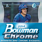 2014 Bowman Chrome Mini Baseball Cards