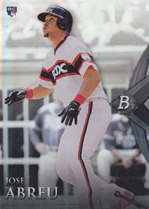 Jose Abreu Rookie Card and Prospect Card Guide 2