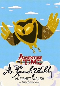Mathematical! 2014 Cryptozoic Adventure Time Autographs Gallery, Guide 16
