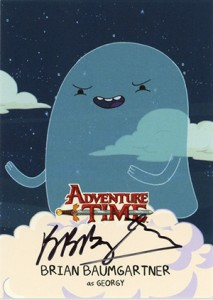 Mathematical! 2014 Cryptozoic Adventure Time Autographs Gallery, Guide 17