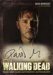 2014 Cryptozoic Walking Dead Season 3 Part 2 Autograph